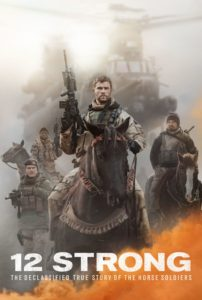 """Poster for the movie """"12 Strong"""""""